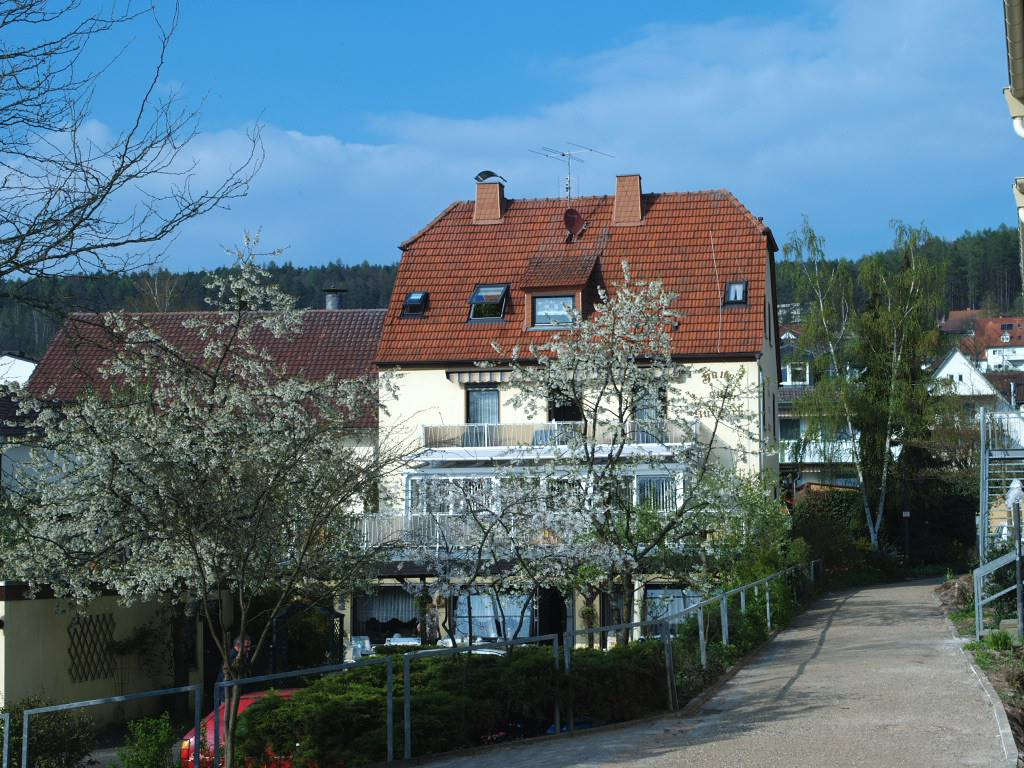 Haus am Kurpark in 97708 Bad Bocklet bei Bad Kissingen / Unterfranken, Bayern